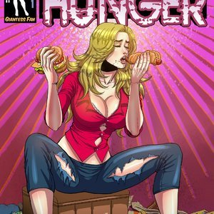 Unstoppable Hunger – Issue 1 Giantess Fan Comics