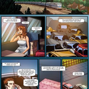 Giantess Fan Comics Unstoppable Hunger - Issue 1 gallery image-003