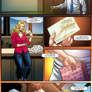 Giantess Fan Comics Unstoppable Hunger - Issue 1 gallery image-004