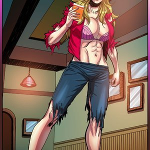 Giantess Fan Comics Unstoppable Hunger - Issue 1 gallery image-017