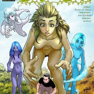 Visiting Eden – Issue 1 Giantess Fan Comics