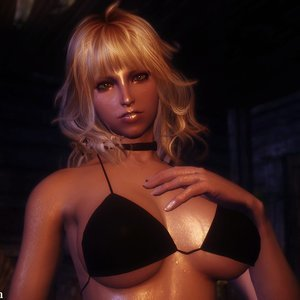 Girls of Skyrim 12 Porn book