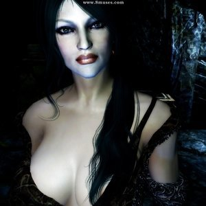 Girls of Skyrim 2 adult comics