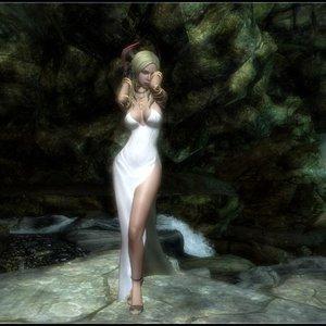 Girls of Skyrim 8 porn comics