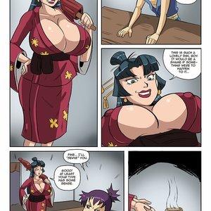 Big Trouble at the Little Inn (Glassfish Comics) thumbnail