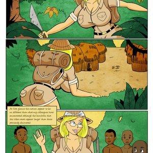 Sandra Cockington (Glassfish Comics) thumbnail