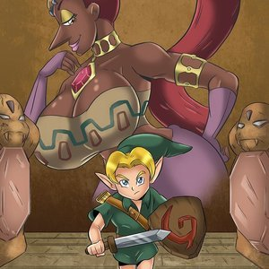 The Legend of Zelda – The Promise Glassfish Comics