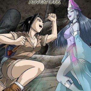 Jade Chan Adventures (GoGoCeleb Comics) thumbnail