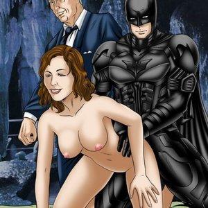 Batman Dark Knight (GoGoCeleb Comics) thumbnail