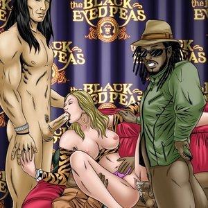 GoGoCeleb Comics Black Eyed Peas gallery image-001