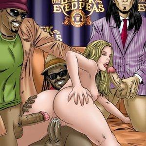 GoGoCeleb Comics Black Eyed Peas gallery image-005