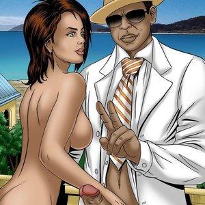 Rihana & Jay-z (GoGoCeleb Comics) thumbnail