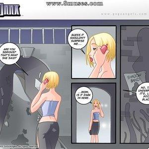 DrDark (Gogoangels Comics) thumbnail