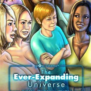 Expanding Ever Universe 5 – Gravitational Attraction (Grow Comics) thumbnail