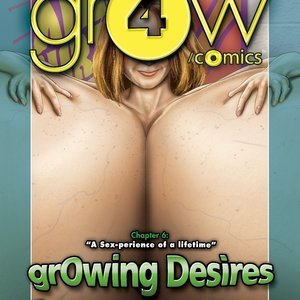 Grow Comics Issue 6 (Grow Comics) thumbnail