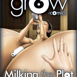 Volume 6 – Issue 7 (Grow Comics) thumbnail
