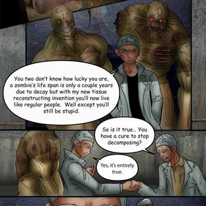 Gulavisual Comics Dead Evolution - Issue 1 gallery image-003