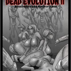 Dead Evolution – Issue 2 Gulavisual Comics