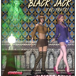 Black Jack The Pirate – Issue 1-9 HIP Comix