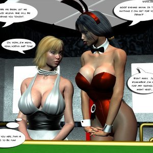 HIP Comix Casino Fatale - Issue 1-16 gallery image-005