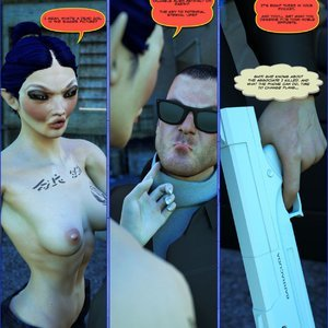 HIP Comix Changing of the Guard - Issue 25-36 gallery image-073