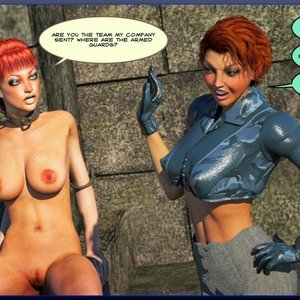 HIP Comix Changing of the Guard - Issue 25-36 gallery image-151