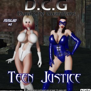 Dura City Guardians – Teen Justice – Issue 1-22 HIP Comix