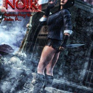 Grim Noir HIP Comix