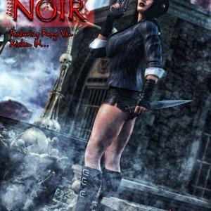 Grim Noir – Beware With The Voodoo – Issue 1-6 HIP Comix