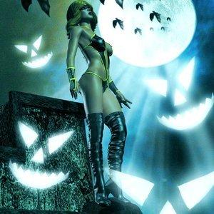 HIP Comix Hip Gals - Halloween Sex Kitten - Issue 1-16 gallery image-001