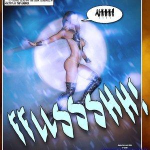 HIP Comix Hip Gals - Halloween Sex Kitten - Issue 1-16 gallery image-008