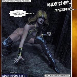 HIP Comix Hip Gals - Halloween Sex Kitten - Issue 1-16 gallery image-010