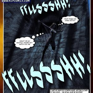 HIP Comix Hip Gals - Halloween Sex Kitten - Issue 1-16 gallery image-011