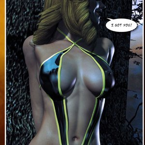 HIP Comix Hip Gals - Halloween Sex Kitten - Issue 1-16 gallery image-014