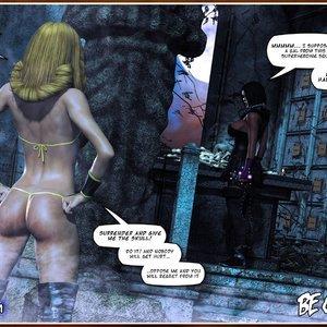 HIP Comix Hip Gals - Halloween Sex Kitten - Issue 1-16 gallery image-016