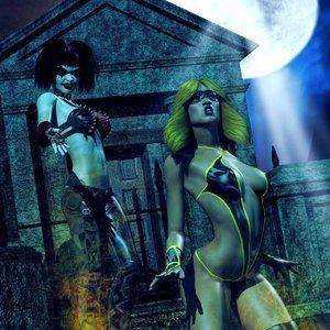 HIP Comix Hip Gals - Halloween Sex Kitten - Issue 1-16 gallery image-017