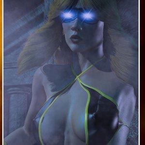 HIP Comix Hip Gals - Halloween Sex Kitten - Issue 1-16 gallery image-024