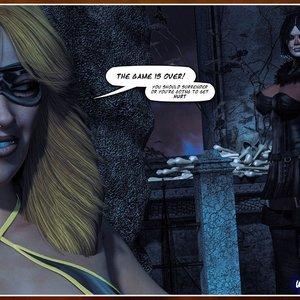 HIP Comix Hip Gals - Halloween Sex Kitten - Issue 1-16 gallery image-030