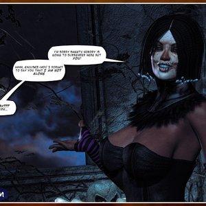 HIP Comix Hip Gals - Halloween Sex Kitten - Issue 1-16 gallery image-031