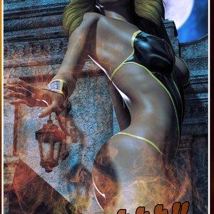 HIP Comix Hip Gals - Halloween Sex Kitten - Issue 1-16 gallery image-034