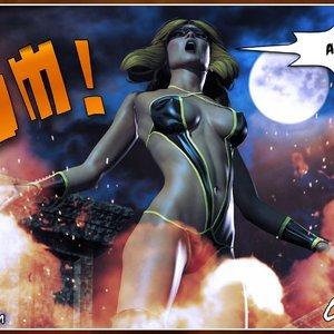 HIP Comix Hip Gals - Halloween Sex Kitten - Issue 1-16 gallery image-035