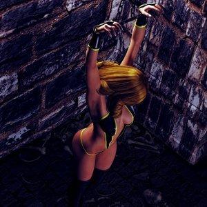 HIP Comix Hip Gals - Halloween Sex Kitten - Issue 1-16 gallery image-036