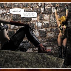 HIP Comix Hip Gals - Halloween Sex Kitten - Issue 1-16 gallery image-038