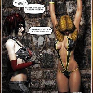 HIP Comix Hip Gals - Halloween Sex Kitten - Issue 1-16 gallery image-040