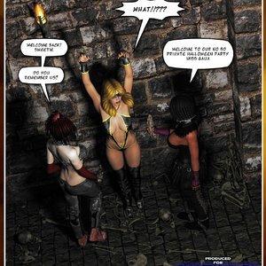 HIP Comix Hip Gals - Halloween Sex Kitten - Issue 1-16 gallery image-045
