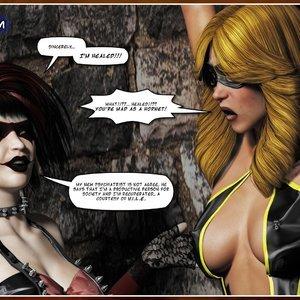 HIP Comix Hip Gals - Halloween Sex Kitten - Issue 1-16 gallery image-047