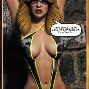 HIP Comix Hip Gals - Halloween Sex Kitten - Issue 1-16 gallery image-048