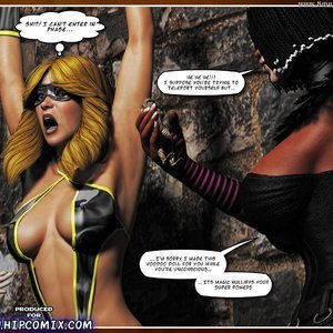 HIP Comix Hip Gals - Halloween Sex Kitten - Issue 1-16 gallery image-049