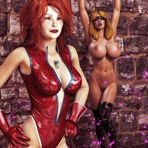 HIP Comix Hip Gals - Halloween Sex Kitten - Issue 1-16 gallery image-067