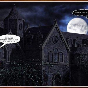 HIP Comix Hip Gals - Halloween Sex Kitten - Issue 1-16 gallery image-076